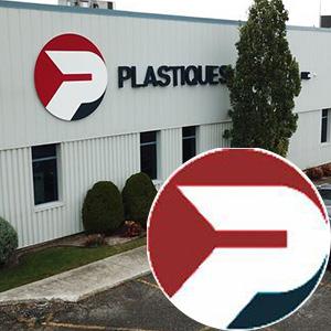 Plastiques Yamaska, importante entreprise dans l'industrie du plastique
